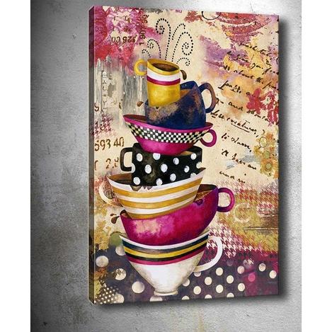 Resim  Tablo Center artmdr45 Dekoratif Kanvas Tablo - 30x40 cm