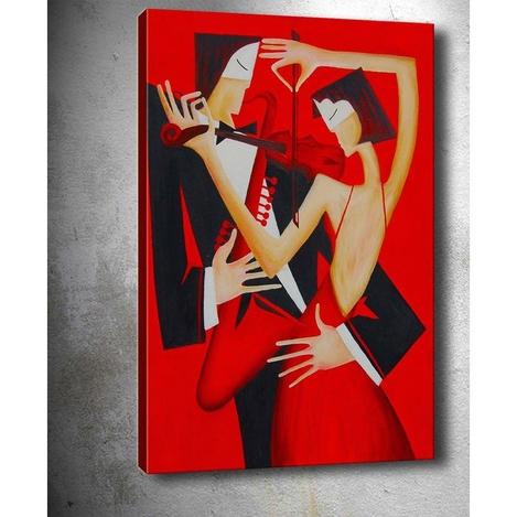 Resim  Tablo Center MDR0277 Dekoratif Kanvas Tablo - 30x40 cm