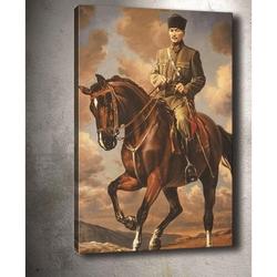 Tablo Center ATA014 Atatürk Kanvas Tablo - 30x40 cm