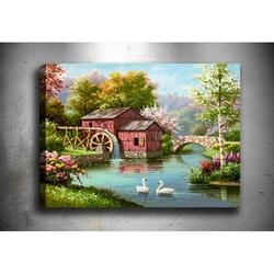 Tablo Center dr39145-2 Kanvas Tablo - 50x70 cm