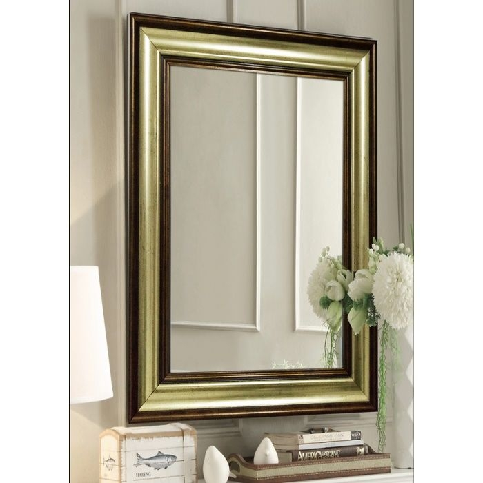 Tablo Center AB02-4050-1 Çerçeveli Ayna - 40x50 cm