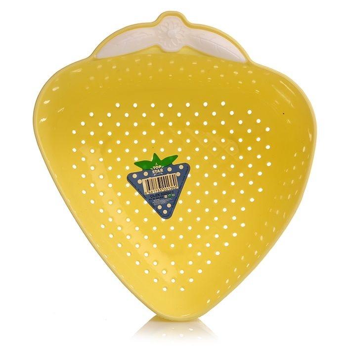 Top Star Plastik Çilek Süzgeç