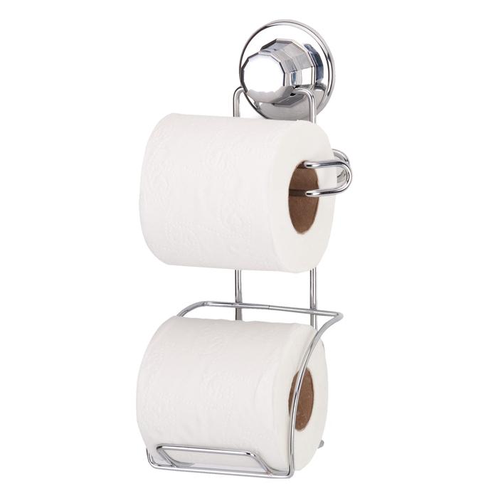 Resim  Tekno-Tel DM282 Vakumlu Tuvalet Kağıtlığı - Yedekli