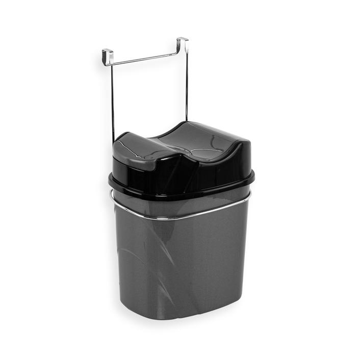Resim  Teknotel SF007 Dolap İçi Çöp Kovası - 5,5 lt
