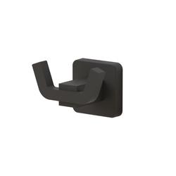 Tekno-tel Alüminyum İkili Askılık - Mat Siyah