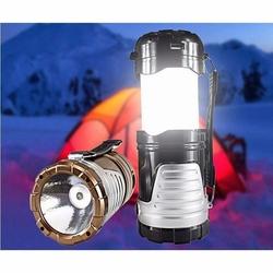 Practica Solar USB Şarj Edilebilir Kamp Feneri