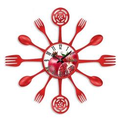 Galaxy 133-NAR Mutfak Saati - Kırmızı