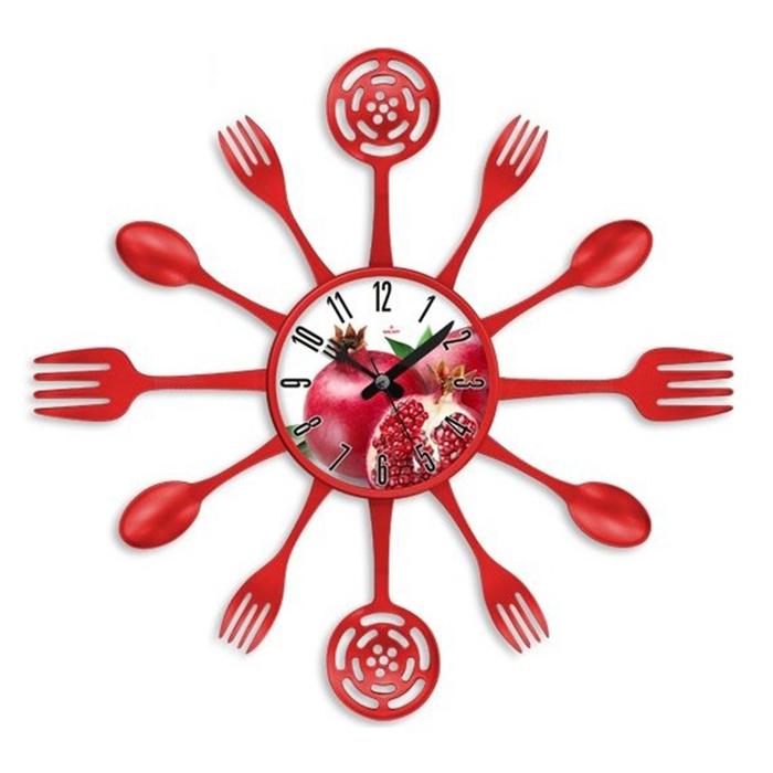 Resim  Galaxy 133-NAR Mutfak Saati - Kırmızı