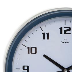Galaxy T-1971-G Termometreli Duvar Saat