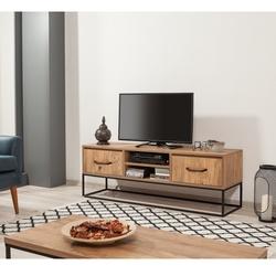 Just Home Feza 140 cm Tv Ünitesi - Atlantik Çam