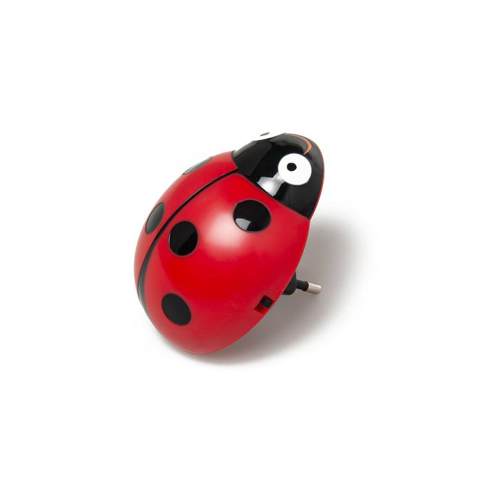 Vito Ladybug Led Gece Lambası