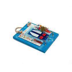 Retro Time Model 4 Küçük Anahtarlık