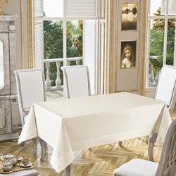 Honey Tablecholts Masa Örtüsü (Bej) - 160x220 cm