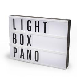 Petrix Dekoratif Işıklı Harfli Pano