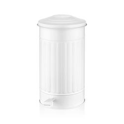 The Mia Çöp Kovası Mutfak (Beyaz) - 30 lt