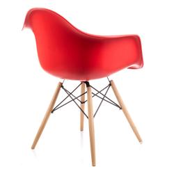 Just Home Eames Sandalye - Kırmızı