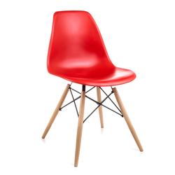 Just Home Mona Sandalye - Kırmızı