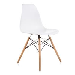 Just Home Mona Sandalye - Beyaz