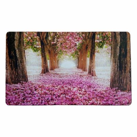 Yeni Nesil Çiçek Kapı Önü Paspası - 40x70 cm