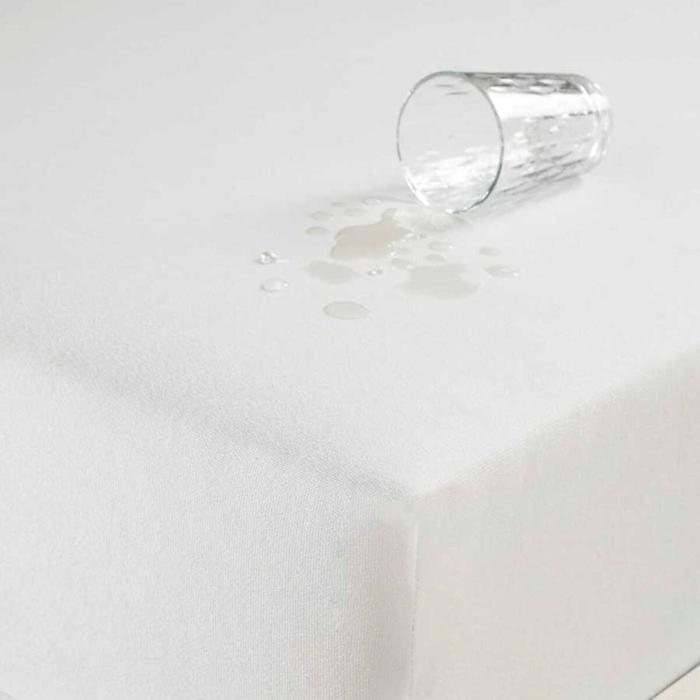 Eponj Home Sıvı Geçirmez Lastikli Çift Kişilik Çarşaf - 180x200 cm