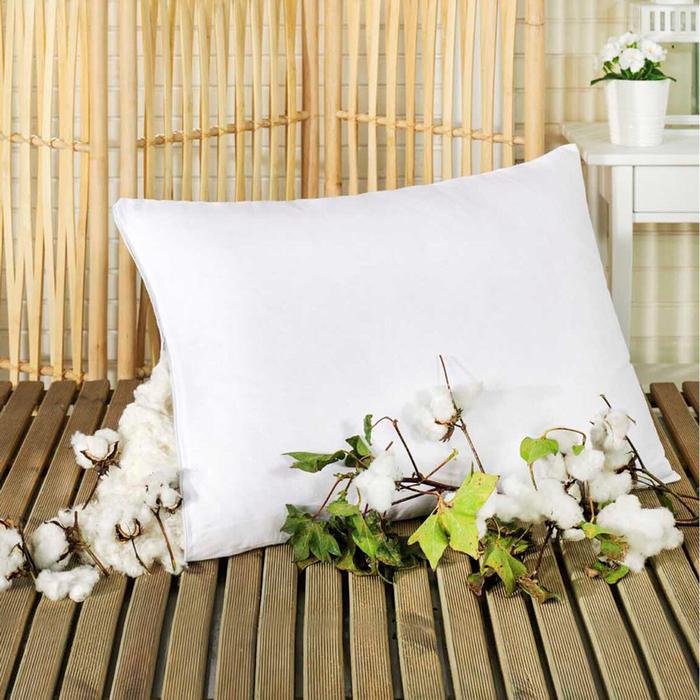 Eponj Home Organik Pamuk Yastık (Beyaz) - 50x70 cm