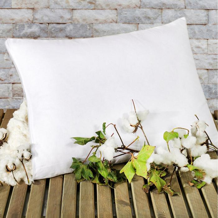 Resim  Eponj Home Recycle Yastık (Beyaz) - 50x70 cm