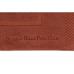 Beverly Hills Polo Club Hücre 2'li Klozet Takımı - Kiremit Kırmızı