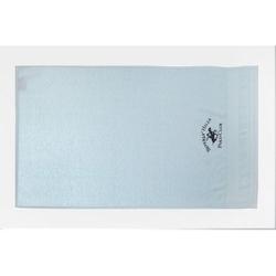 Beverly Hills Polo Club Polo Havlu Seti (50x100+40x60) Hand&Wash Logo Nakışlı AçıkMavi