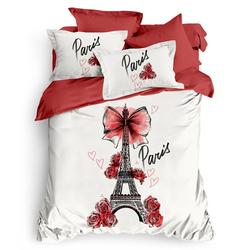 Eponj Home Paris %100 Pamuk Çift Kişilik Nevresim Seti