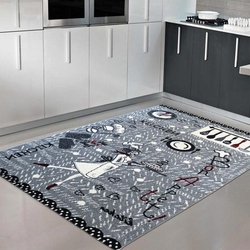 Saray 006 Lena Mutfak Halısı - 150x230 cm