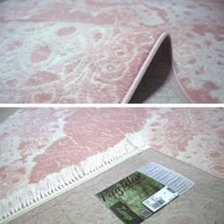Payidar Zengi EVHA93NM Saçaklı Halı (Pudra) - 150x233 cm
