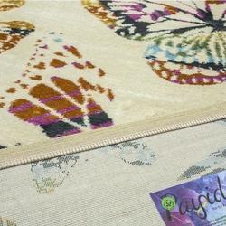 Payidar Capella 4611A 120x170 cm Bej / Tarçın Kelebekli Modern Halı