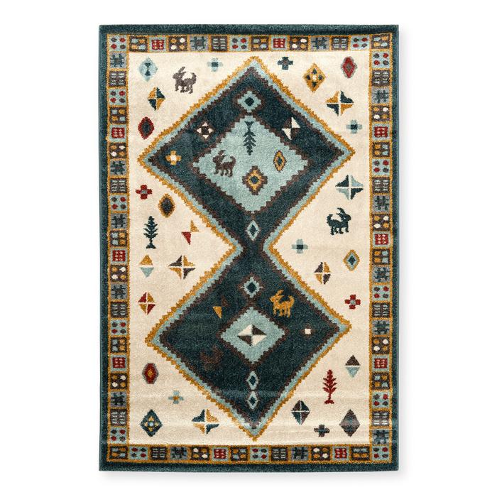 Payidar Etnik G0295 Eşme Desen Modern Halı - 120x180 cm
