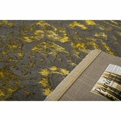Payidar Gold HE19 Koyu Gri Utura Desen Modern Halı - 120x180 cm