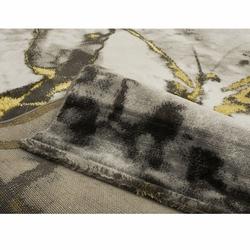 Payidar Gold HE17 Gri Kelebekli Desen Modern Halı - 120x180 cm