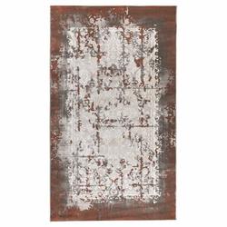 Saray Halı Tarz 021-AS0 100x200 cm Denyum Desen Halı