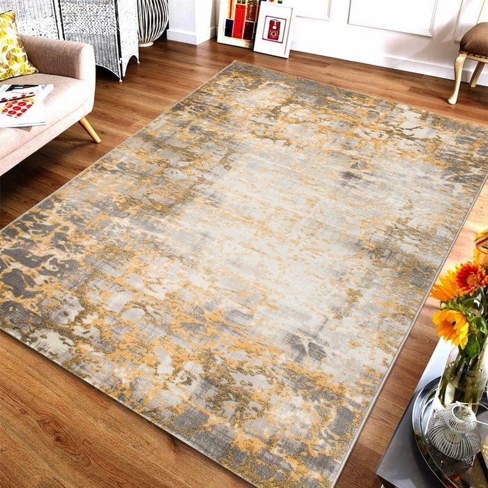 Resim  Saray Halı Tarz 019-AX1 Leroy Desen Halı - 80x150 cm