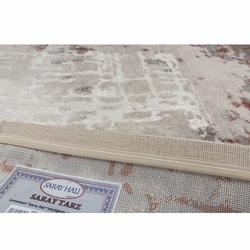Saray Halı Tarz 018-AX1 100x300 cm Royal Desen Halı