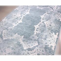 Payidar Zengi HA93 Saçaklı Halı (Mavi) - 120x180 cm
