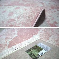 Payidar Zengi HA93 Saçaklı Halı (Pudra) - 200x290 cm