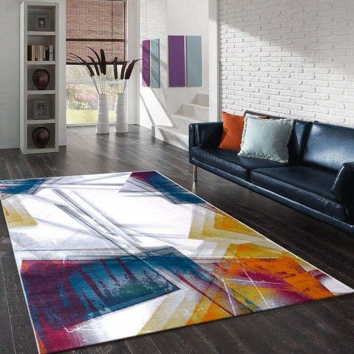 Payidar Evrim G1069M Renkli Modern Halı - 80x150 cm