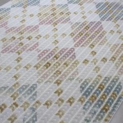 Payidar Ceylan G4437 Renkli Modern Halı - 100x300 cm