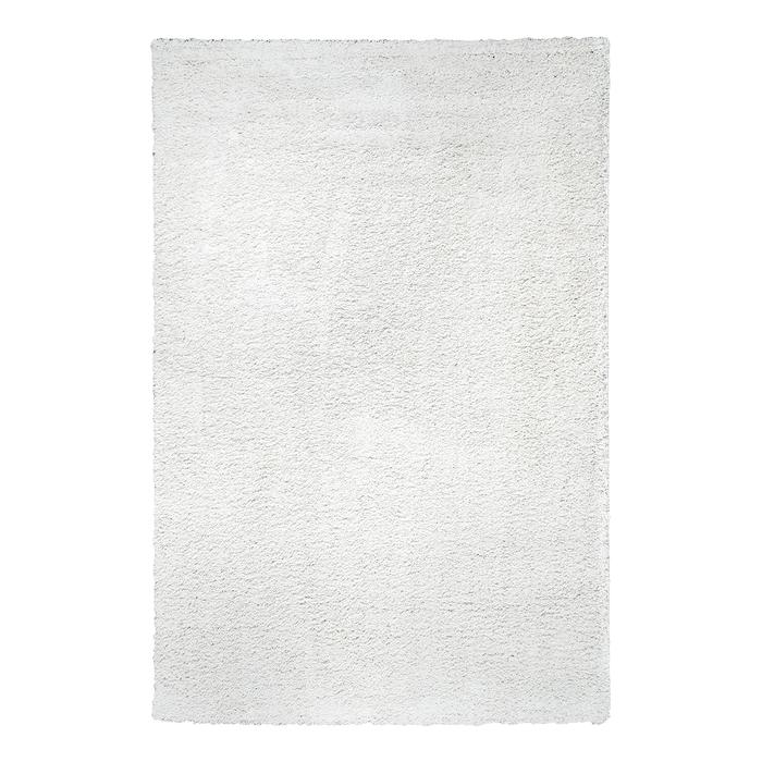 Payidar 9000NM Shaggy Halı (Beyaz) - 80x150 cm