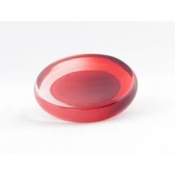 İrya Stria Katı Sabunluk - Kırmızı