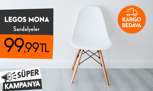 House Line Mona Sandalye 99,99 TL