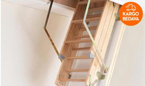 Merdivenlerde Kargo Bedava