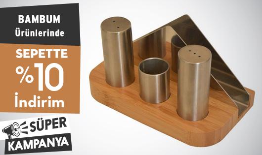 Bambum Ürünlerinde Sepette %10 İndirim