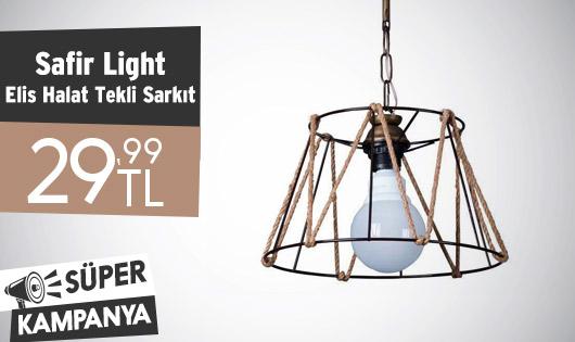 Safir Light Elis Halat Tekli Sarkıt 29,99 TL