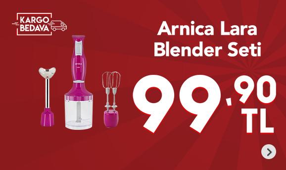Arnica Lara Blender Seti 99,90 TL