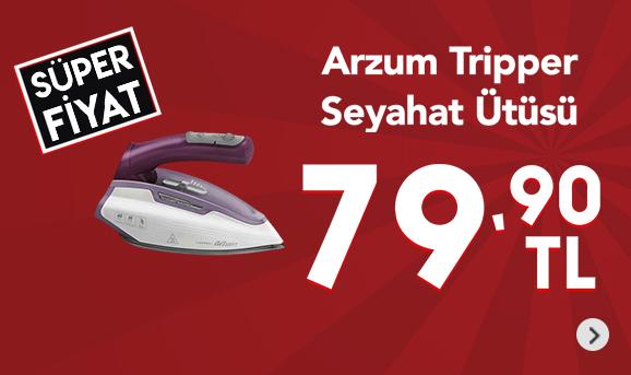 Arzum AR690 Tripper Seyahat Ütüsü 79,90 TL